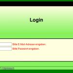 login-validation